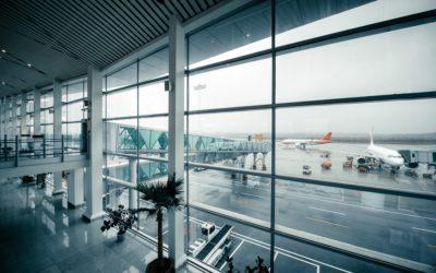 Landscape of a traveler