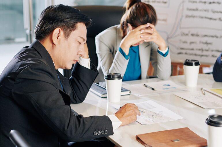 Company surviving economic crisis